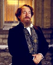 Simon Callow as Charles Dickens