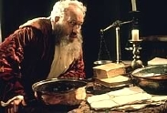 Simon Callow as Galileo