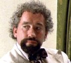 Simon Callow as Theodore Kemp in 'Inspector Morse'