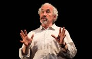 Simon Callow as William Shakespeare in 'The Man from Stratford'