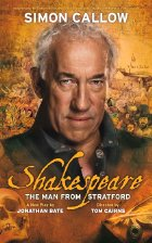 Programme cover for 'Shakespeare - The Man from Stratford'