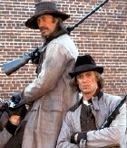 David Carradine as Cole Younger in The Long Riders