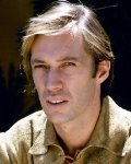 David Carradine when young