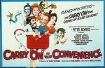 Film poster for Carry On at Your Convenience