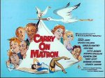 Film poster for Carry On Matron