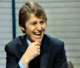 Willie Carson was one of the team captains on 'A Question of Sport' in 1982