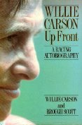 Willie Carson's autobiography 'Up Front'