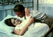 Christopher Cazenove & Greta Scacchi in 'Heat and Dust'