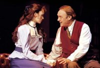 Christopher Cazenove & Lisa O'Hare in 'My Fair Lady'