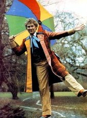 Colin Baker as Dr Who
