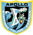 Apollo 10 mission insignia