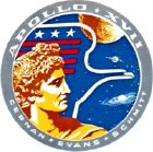 Apollo 17 mission insignia