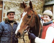 Josh Gifford, Aldaniti and Bob Champion