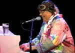 Roy 'Chubby' Brown on stage