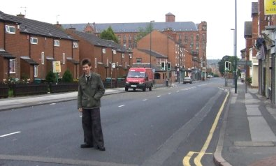 Ilkeston Road, Nottingham in 2008