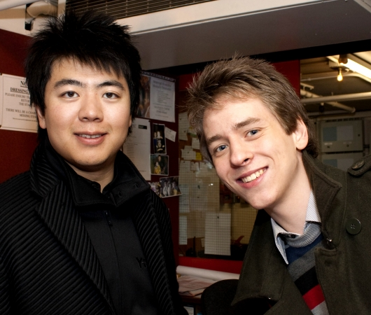 Lang Lang with Ciaran Brown