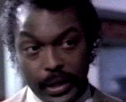 Eugene Clark as Det. Colby Burns in 'Night Heat'