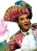 Julian Clary in the pantomime 'Cinderella'