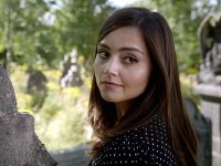 Jenna-Louise Coleman as Clara Oswin in series 7 of 'Doctor Who' (2013)
