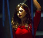 Jenna-Louise Colman as Oswin Oswald in the Doctor Who episode 'Asylum of the Daleks' (2012)
