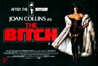 Film Poster for 'The Bitch'