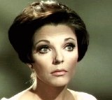 Joan Collins as Edith Keeler in 'Star Trek'