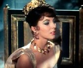 Joan Collins as Esther in 'Esther and the King'