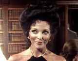 Joan Collins as Lady Natalia in 'Tales of the Unexpected'