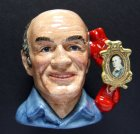 Royal Doulton character jug of Sir Henry Cooper