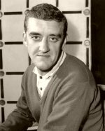 Bernard Cribbins in 1960 appearing in 'And Another Thing'