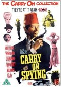 'Carry On Spying'