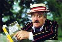 Bernard Cribbins reads 'The Wind in the Willows' for TV's 'Jackanory'