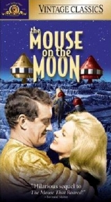 Bernard Cribbins & June Ritchie in 'The Mouse on the Moon'