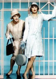 Tony Curtis and Jack Lemmon in 'Some Like It Hot'