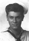 Tony Curtis was a sailor on USS Proteus in WW2