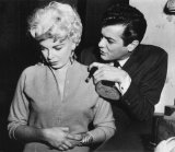 Tony Curtis & Barbara Nichols in 'The Sweet Smell of Success'
