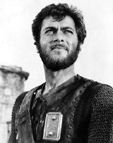 Tony Curtis as Eric in 'The Vikings'