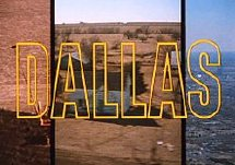 Dallas TV Series logo