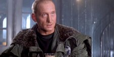 Charles Dance as Clements in 'Alien 3'
