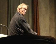 Charles Dance in the Sydney Festival production of Samuel Beckett's 'Eh Joe'