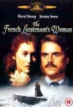 'The French Lieutenant's Woman' dvd
