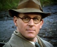 Peter Davison as Campion in 'Campion' (1989)