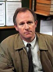 Peter Davison as DC 'Dangerous' Davies in 'The Last Detective' (2003-2007)