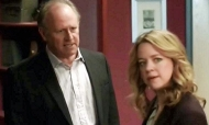 Peter Davison & Georgia Taylor in 'Law and Order: UK'