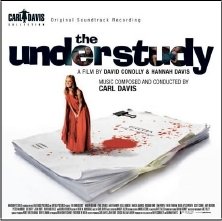 Carl Davis - soundtrack cd for 'The Understudy'