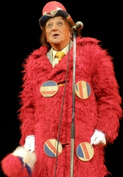 Ken Dodd's Christmas Happiness Show at The Royal Concert Hall, Nottingham, on 27th December 2007