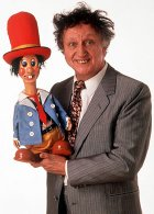 Ken Dodd with Dicky Mint