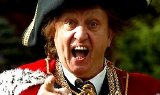 Ken Dodd is a Freeman of the City of Liverpool