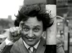 Ken Dodd in 'How to Use a Pedestrian Crossing'