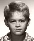 Micky Dolenz as a boy